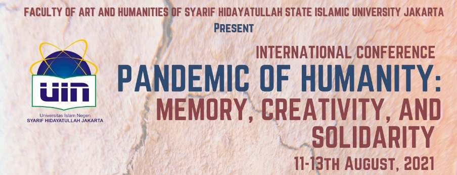 """Virtual Conference on """"Pandemic of Humanity: Memory, Creativity and Solidarity"""""""